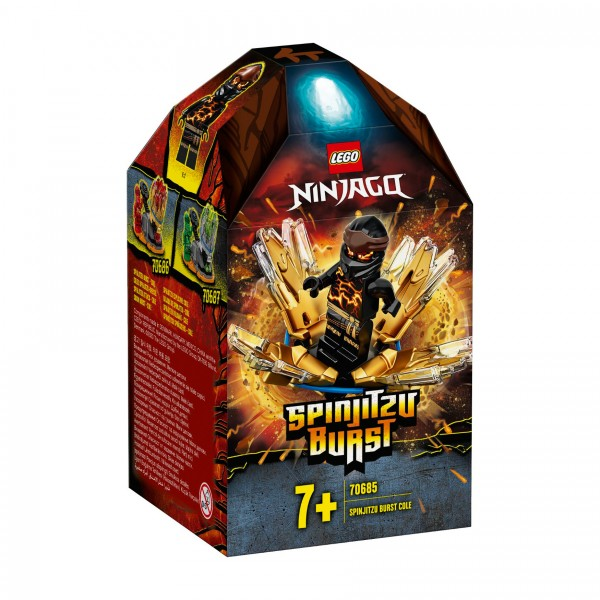 LEGO® NINJAGO® 70685 Coles Spinjitzu-Kreisel