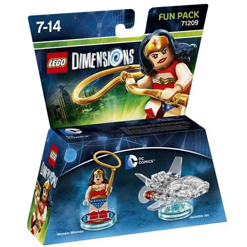 LEGO® Dimensions 71209 Fun Pack DC Wonder Woman