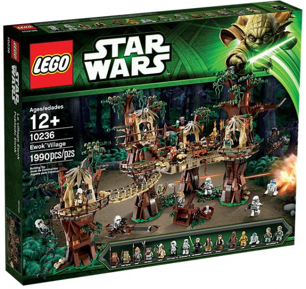 LEGO® 10236 Starwars Ewok Village