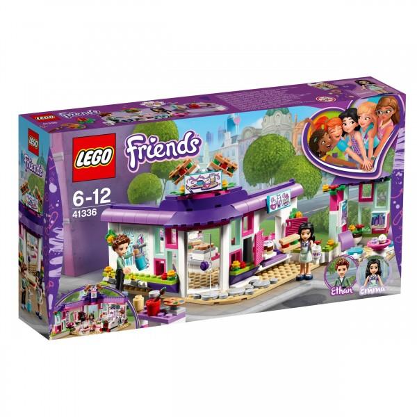 LEGO® Friends 41336 Emmas Künstlercafé