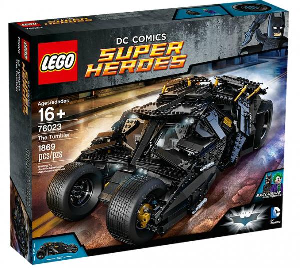 LEGO® 76023 UCS The Tumbler