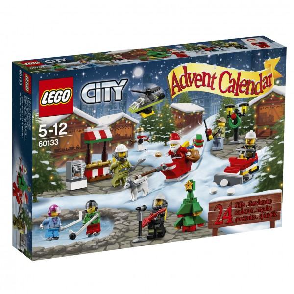 LEGO® CITY 60133 Adventskalender 2016