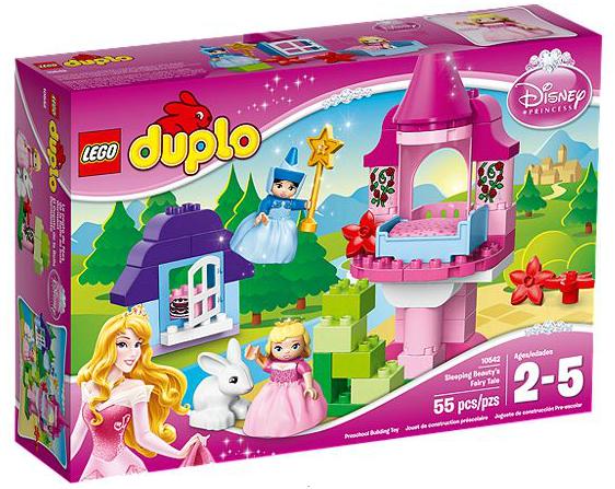 LEGO® DUPLO 10542 Dornröschens Schlossturm