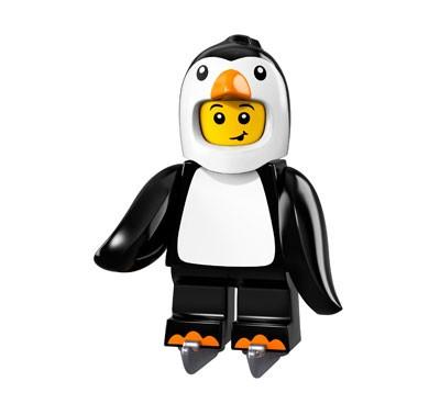 LEGO® Minifiguren Serie 16 - Pinguin-Junge 71013-10