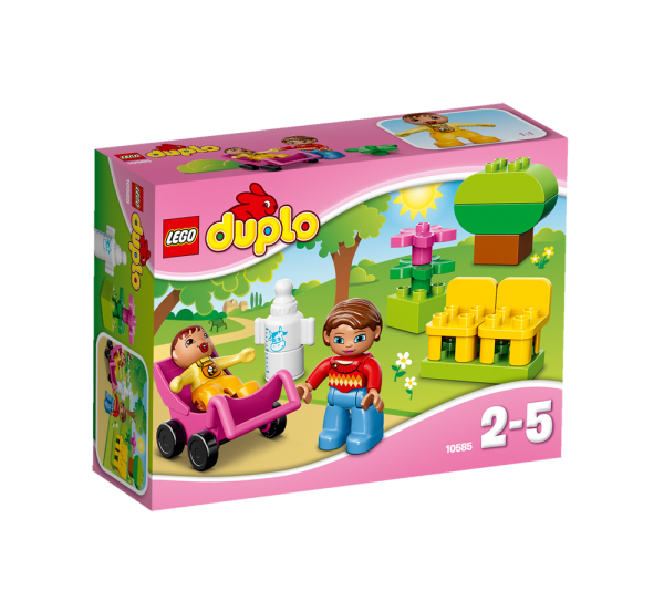 LEGO® DUPLO® 10585 Mutter mit Baby