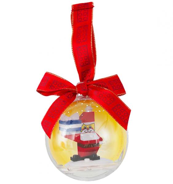 LEGO® 850850 Christbaumkugel mit Weihnachtsmann