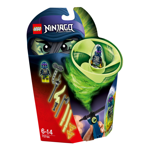 LEGO® Ninjago 70744 Airjitzu Wrayth Flieger