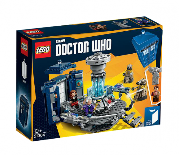 LEGO® Ideas 21304 Doctor Who
