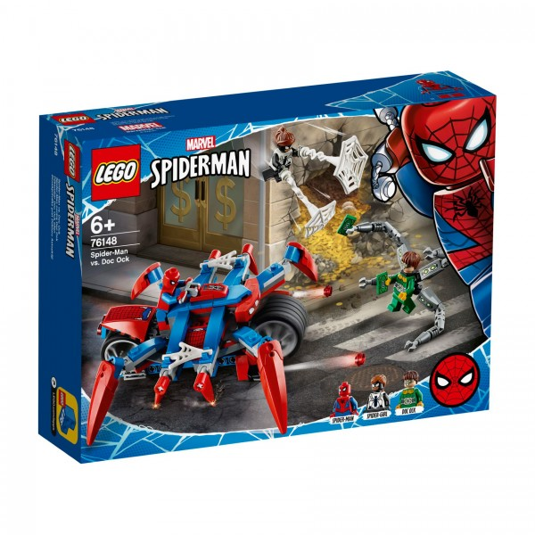 LEGO® Marvel Super Heroes™ 76148 Spider-Man vs. Doc Ock