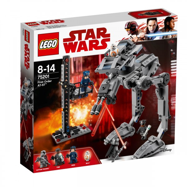 LEGO® Starwars 75201 First Order AT-ST