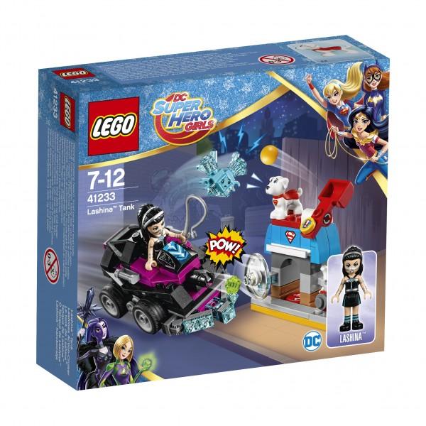 LEGO® DC Super Hero Girls 41233 Lashinas Action-Cruiser