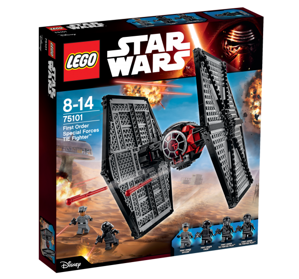 LEGO® Starwars 75101 First Order Special Forces TIE Fighter
