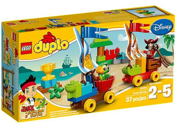 LEGO® DUPLO 10539 Seifenkistenrennen
