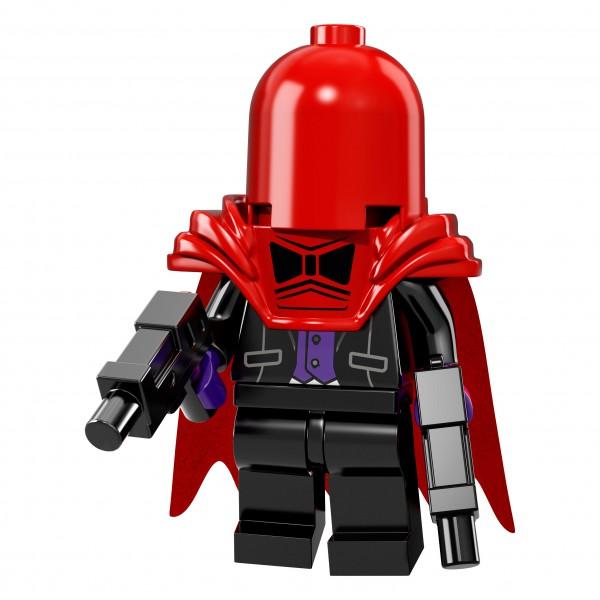 The LEGO® Batman Movie Minifigur - Red Hood 71017-11