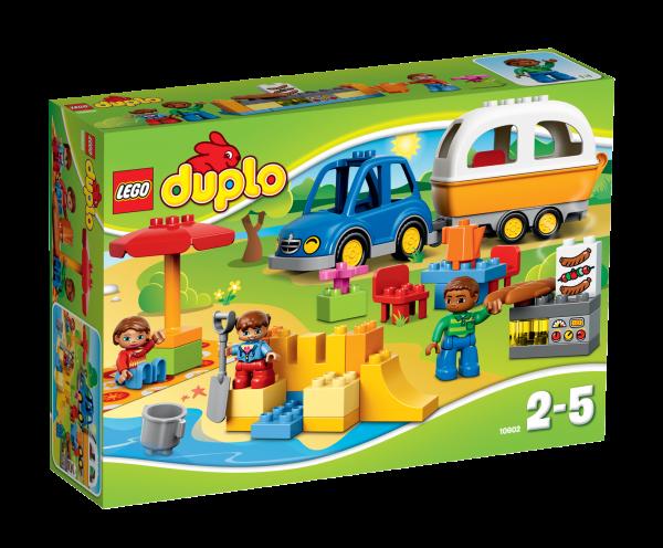 LEGO® DUPLO® 10602 Camping-Abenteuer