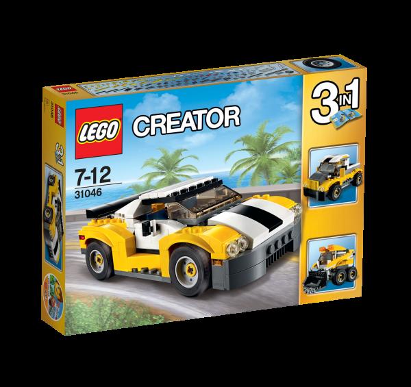 LEGO® Creator 31046 Schneller Sportflitzer
