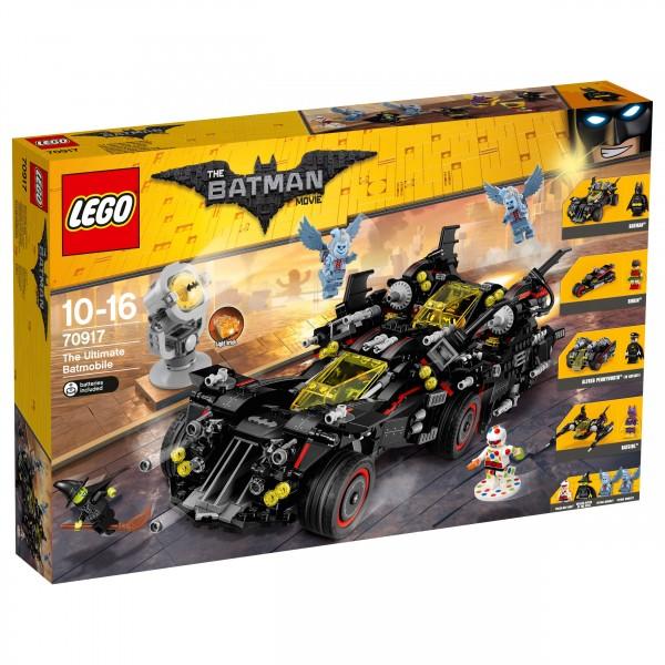 The LEGO® Batman Movie 70917 Das ultimative Batmobil
