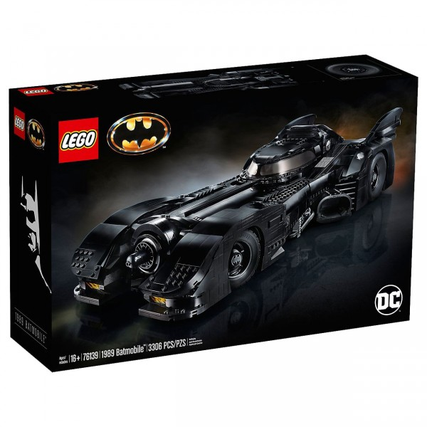LEGO® DC Super Heroes 76139 1989 Batmobile™