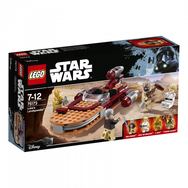 LEGO® Starwars 75173 Luke's Landspeeder