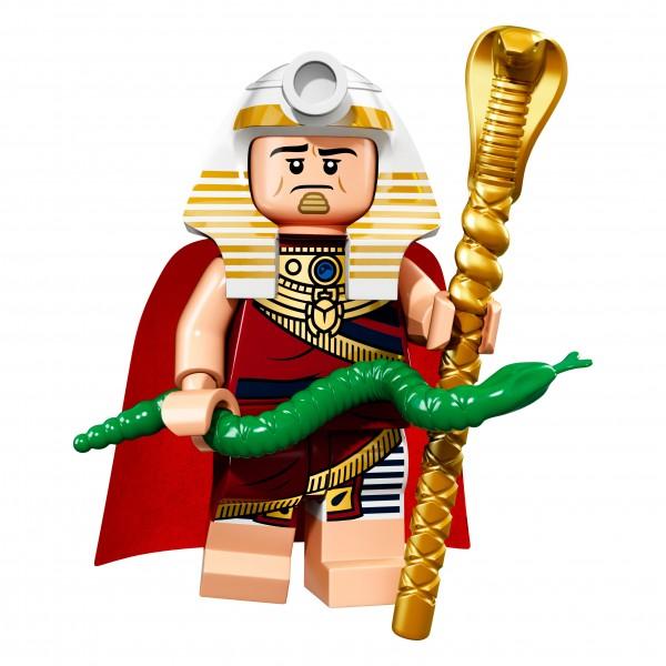 The LEGO® Batman Movie Minifigur - King Tut 71017-19