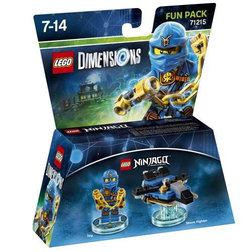 LEGO® Dimensions 71215 Fun Pack Ninjago: Jay