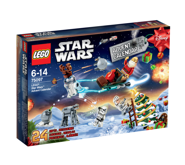 LEGO® Star Wars 75097 Adventskalender