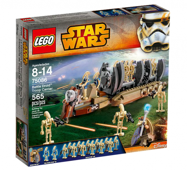 LEGO® Star Wars 75086 Battle Droid Troop Carrier