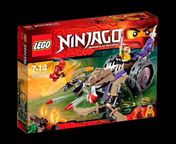LEGO® Ninjago 70745 Ancondrai Bodenfahrzeug