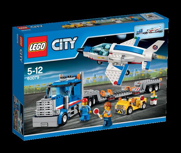 LEGO® CITY 60079 Weltraumjet mit Transporter
