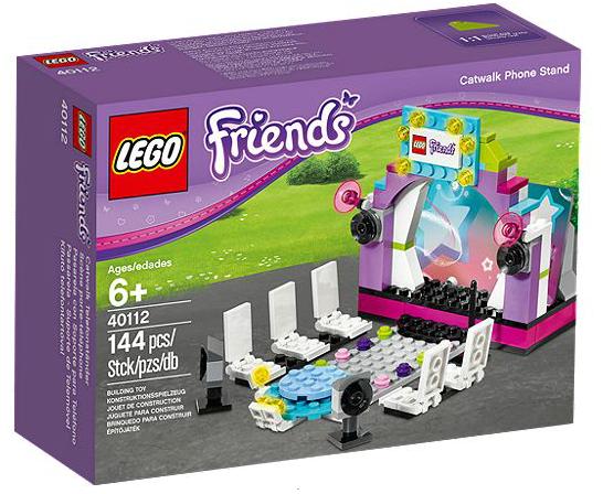 LEGO® Friends 40112 Laufsteg