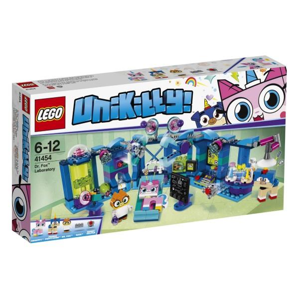 LEGO® Unikitty 41454 Das Labor von Dr. Füchsin