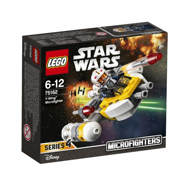 LEGO® Starwars 75162 Y-Wing Microfighter