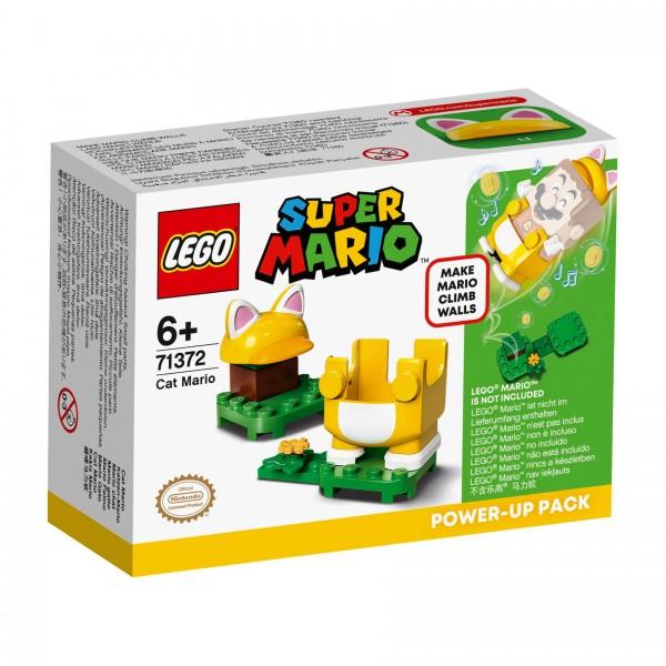 LEGO® Super Mario™ 71372 Katzen-Mario - Anzug