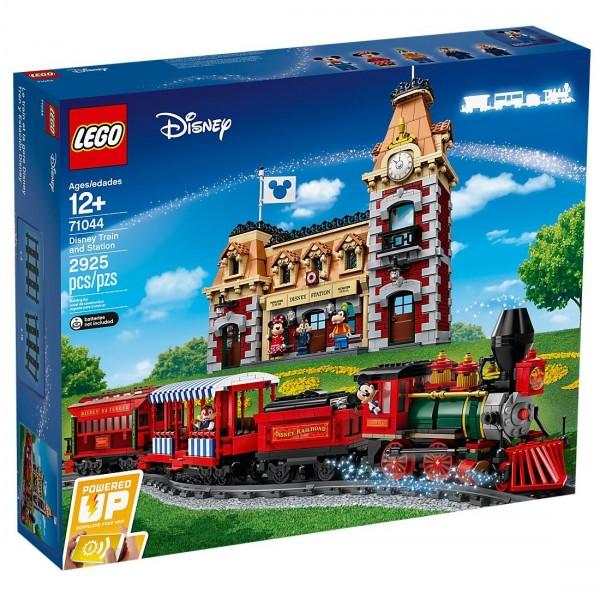 LEGO® 71044 Disney Zug mit Bahnhof