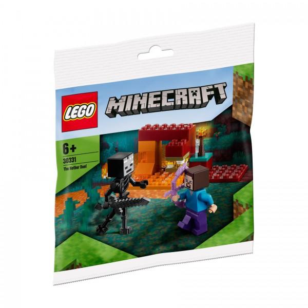 LEGO® Minecraft™ 30331 Das Nether-Duell