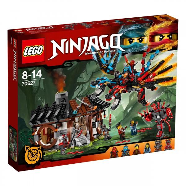 LEGO® Ninjago 70627 Drachenschmiede