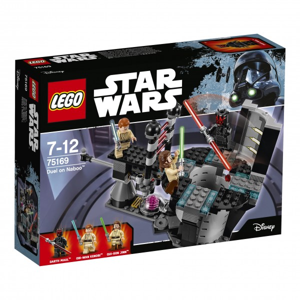 LEGO® Starwars 75169 Duel on Naboo