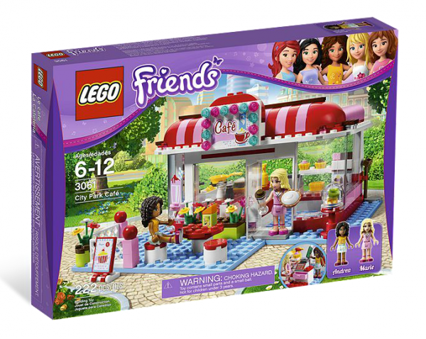 LEGO® Friends 3061 Café