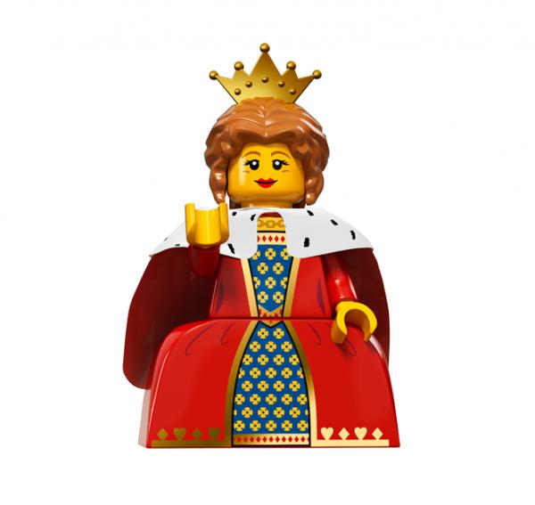 LEGO® Minifiguren Serie 15 - Königin 71011-16
