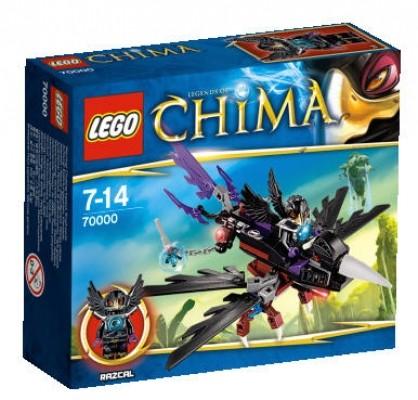 LEGO® Chima 70000 Razcals Rabengleiter