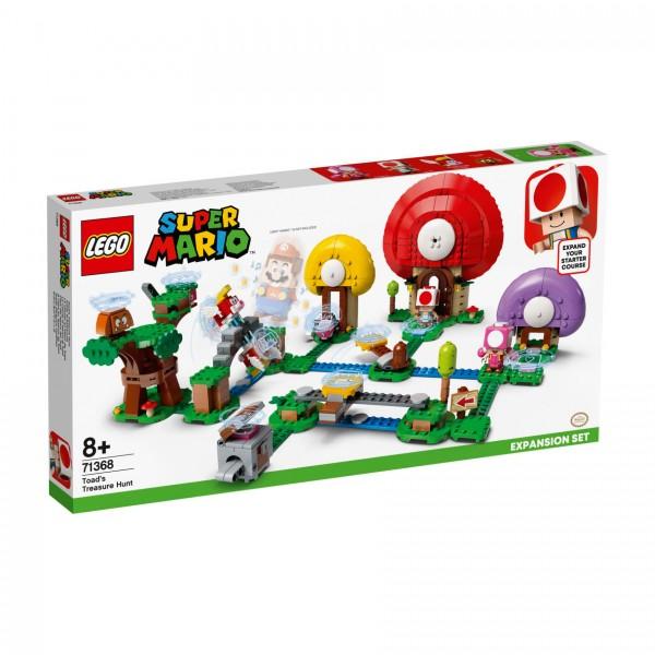 LEGO® Super Mario™ 71368 Toads Schatzsuche - Erweiterungsset