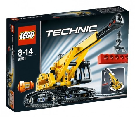 LEGO® Technic 9391 Raupenkran