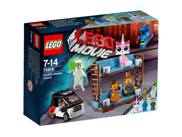 LEGO® Movie 70818 Doppeldecker Couch
