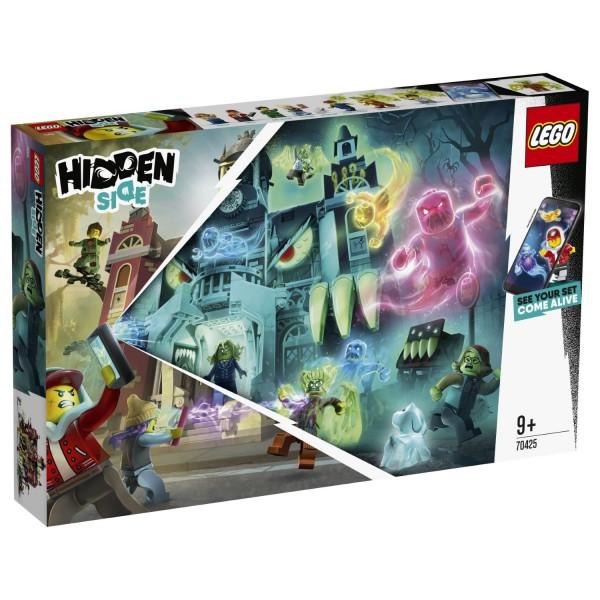 LEGO® Hidden Side™ 70425 Newbury's spukende Schule