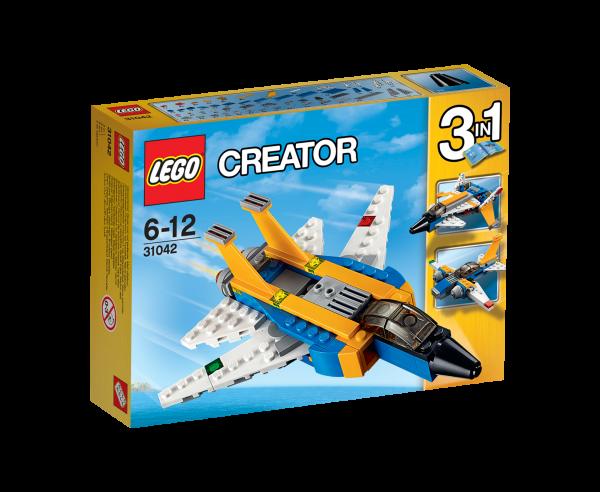 LEGO® Creator 31042 Düsenjet