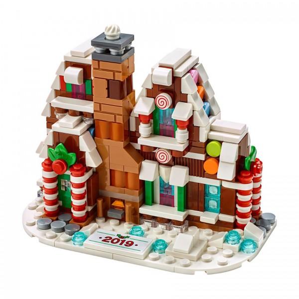 LEGO® Creator 40337 Mini-Lebkuchenhaus