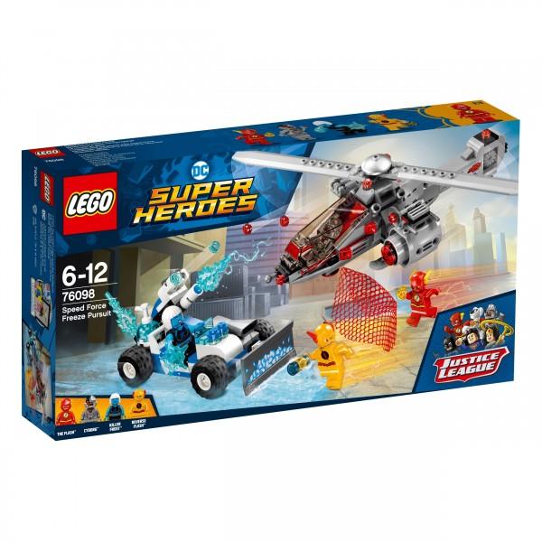 LEGO® DC Universe Super Heroes 76098 Speed Force Freeze Verfolgungsjagd