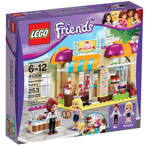 LEGO® Friends 41006 Heartlake Bäckerei