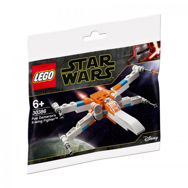LEGO® Star Wars™ 30386 Poe Damerons X-Wing Starfighter™