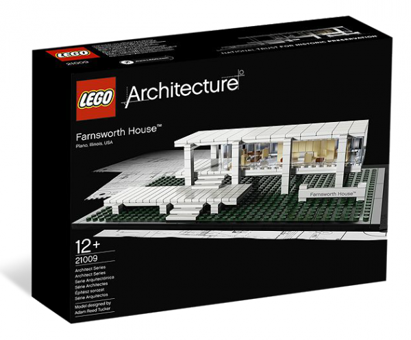 LEGO® Architecture 21009 Farnsworth House